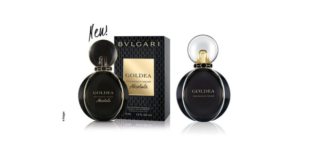 BVLGARI Goldea – The Roman Night Absolue