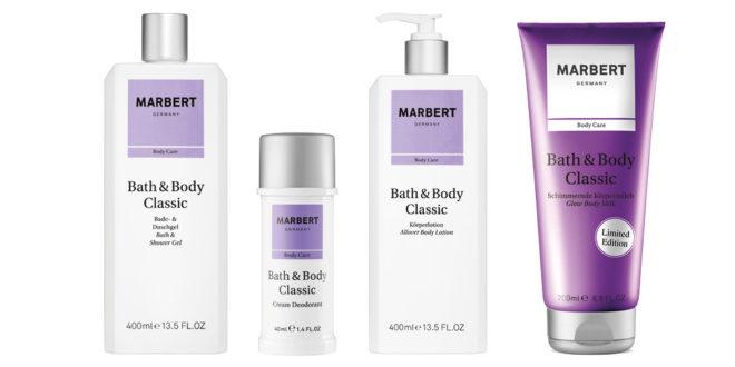 Marbert Bath & Body Classic