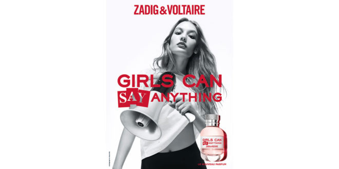 ZADIG&VOLTAIRE Girls Can Say Anything