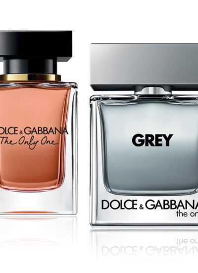 DOLCE & GABBANA THE ONLY ONE UND THE ONE GREY