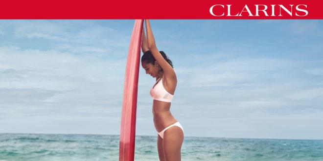 Begrüssen Sie den Sommer mit Clarins – Parfümerien mit Persönlichkeit